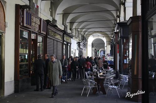 Paseando por Turin