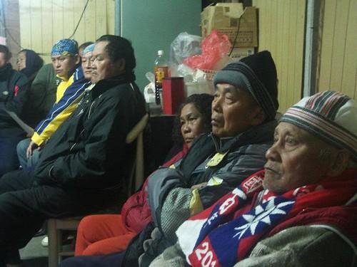 麻必浩部落市集前舉辦的籌備會議。(圖片來源:麻必浩部落市集臉書粉絲團)