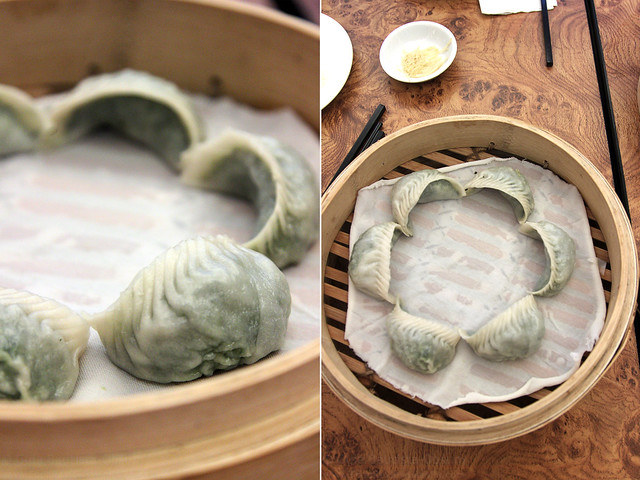 Shi Lin Vegetable and Pork Dumpling