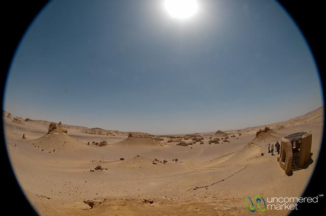 Wadi El Hitan (Valley of the Whales) - Fayoum, Egypt