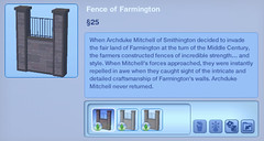 Fence of Farmington