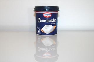 08 - Zutat Creme fraiche / Ingredient creme frâiche