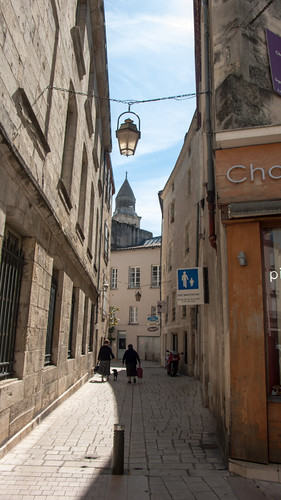 France, Périgueux, old center
