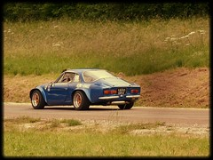 Alpine A110 Berlinette - Photo of Sailly