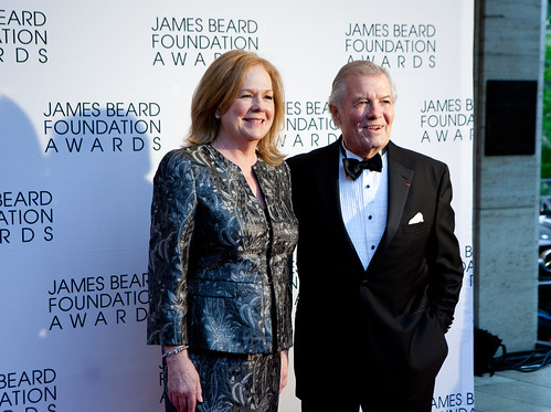 Susan Ungaro & Jacques Pepin