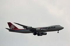 Cargolux 747-8 Freighter 2