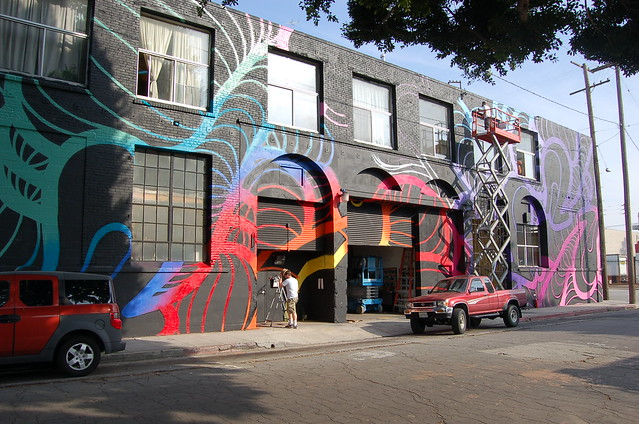 The Arts District, LA