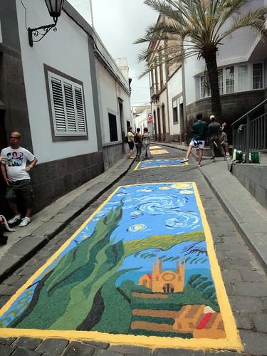 Festas de  Corpus Christi em Arucas