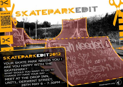 SkatePark Edit 2012 by thedropinn