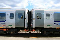 Mark 3 coaches Plug door stock.