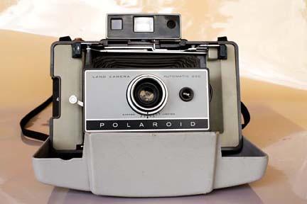Polaroid Automatic Land Camera 230