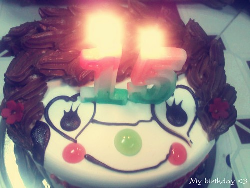 My birthday ♥