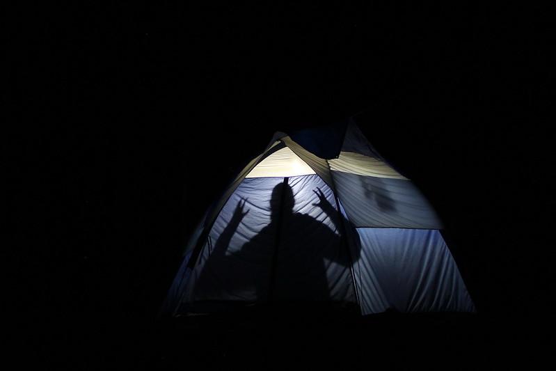 Tent monster