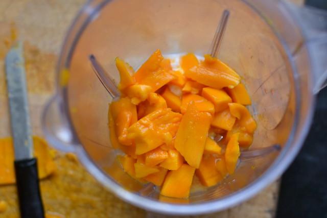 Mango for Mango Smoothie