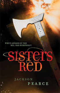 SISTERS RED new paperback cover
