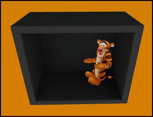 Tiger Mesh Av