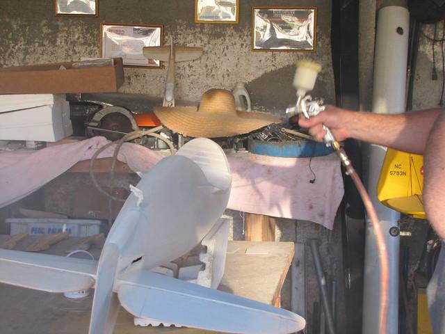 Montagem gratificante P-47 Thunderbolt Do Kit ao AR - Página 4 7190624190_a7c778bd32_z