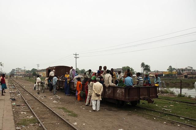 L'únic tren de Nepal