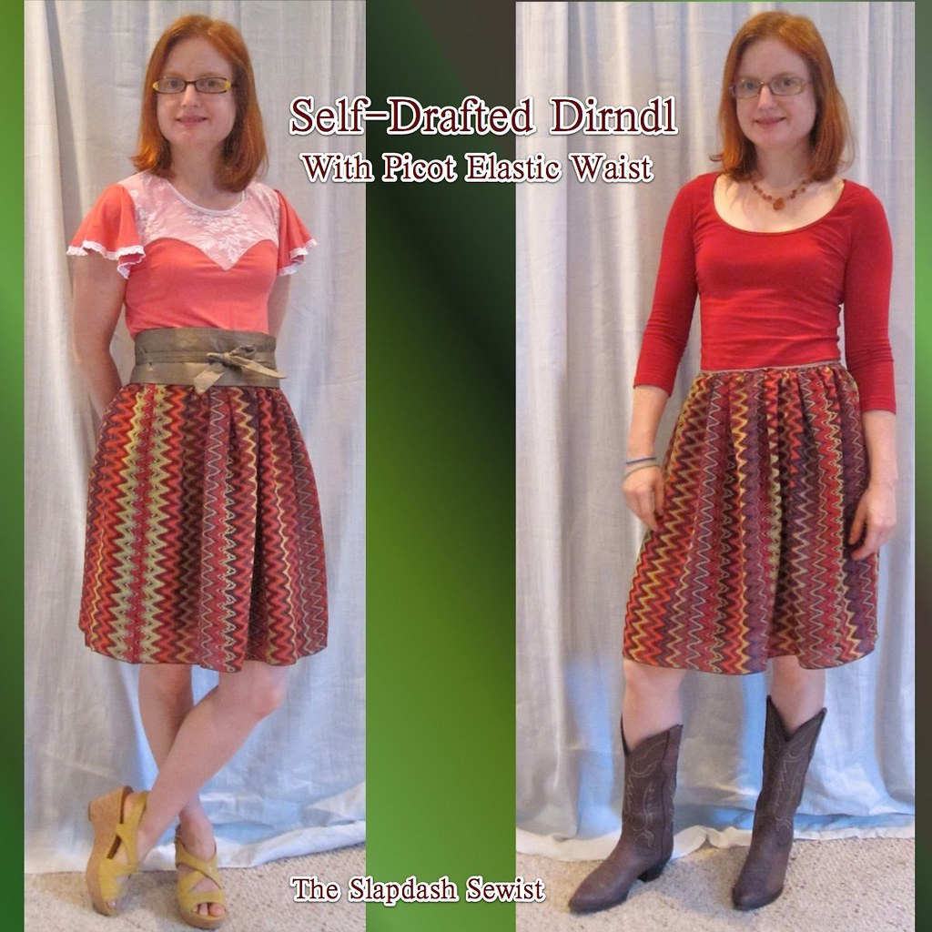 Dirndl Skirt Thumbnail