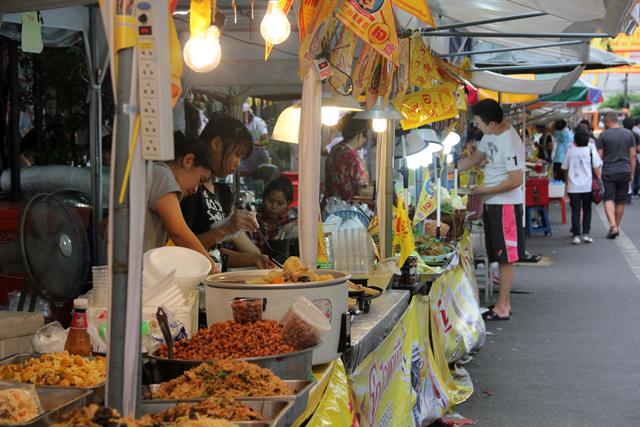 Vegetarian Festival in Bangkok