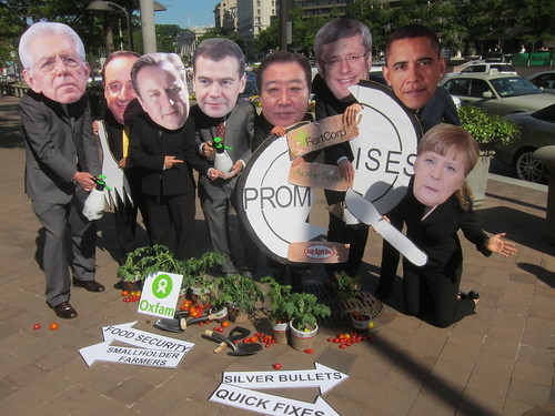 G8 Attempts to Fix Broken Promises with Private Sector Partnership