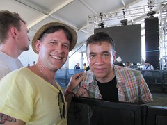 With Fred Armisen