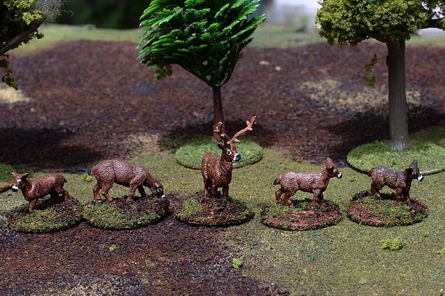 MegaMinis deer