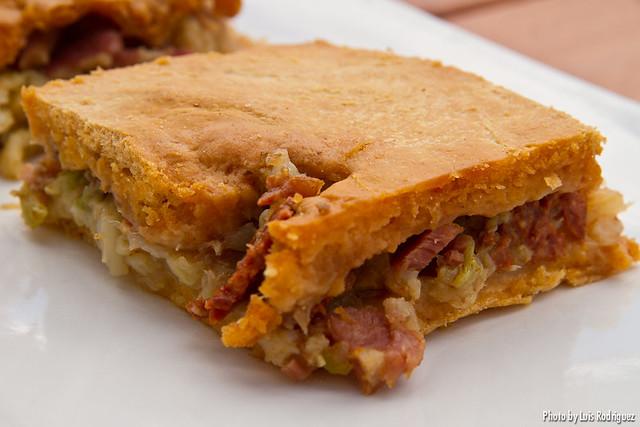 La empanada de cocido de Alfonso (Food Revolution Day)