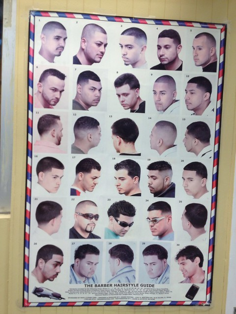 Barber Guide : The Barber Hairstyle Guide Flickr - Photo Sharing!