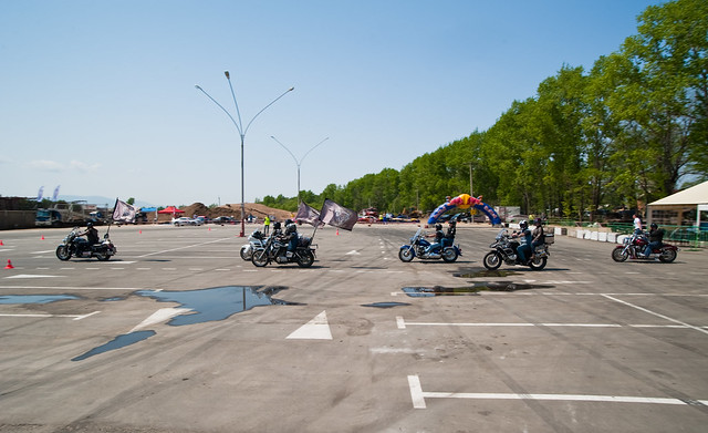 2-й этап чемпионата Russian Drift Series Восток, 19 мая 2012  года.