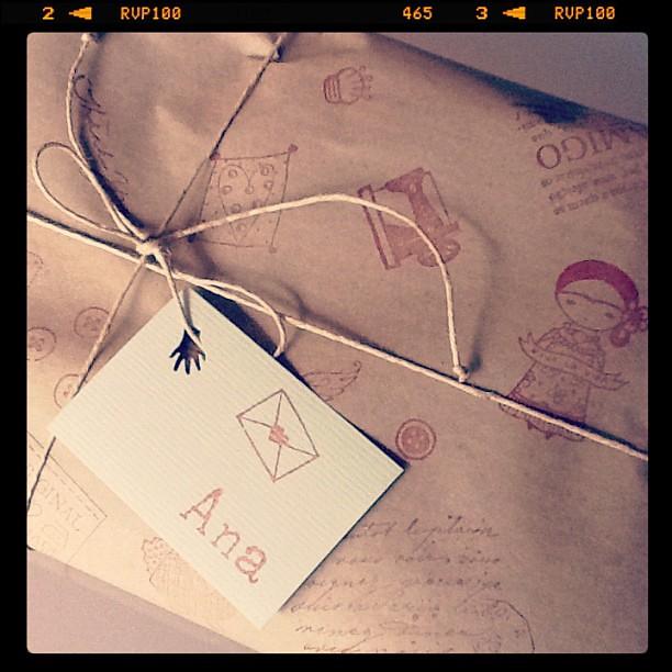 Para Ana Clara.