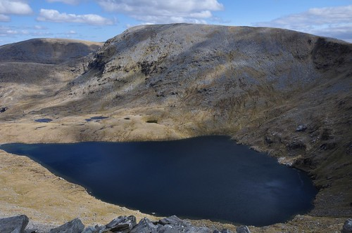 Coire Loch and Carn Dearg