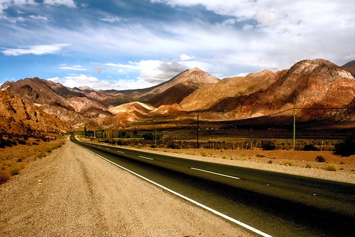 Road to the Andes II