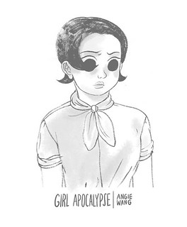 cover of GIrl Apocolypse