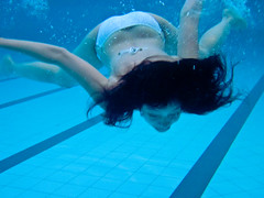 sports, recreation, outdoor recreation, underwater sports, swimmer, water sport, freediving,