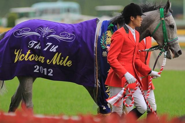 ヴィクトリアマイル勝ち馬 ホエールキャプチャ