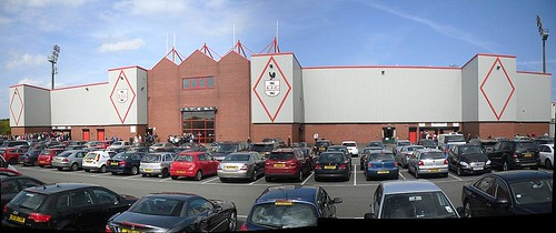 Excelsior Stadium, Main Stand