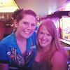 Stacy Keele, future broadway star and current Ellen's Stardust Diner Singing Server/best cousin