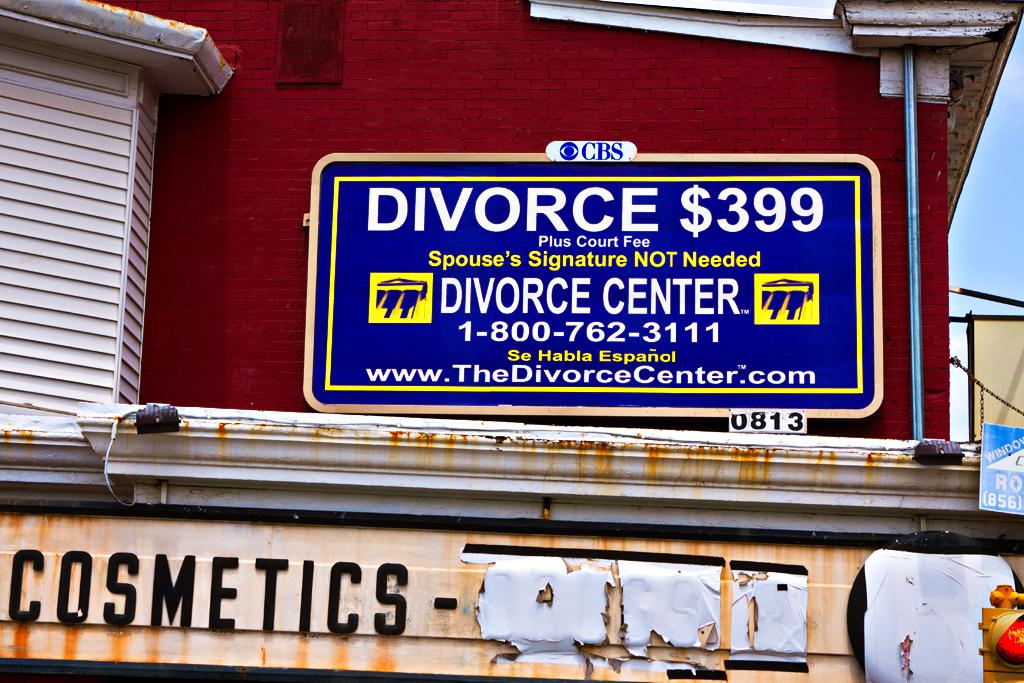 DIVORCE-$399--Camden