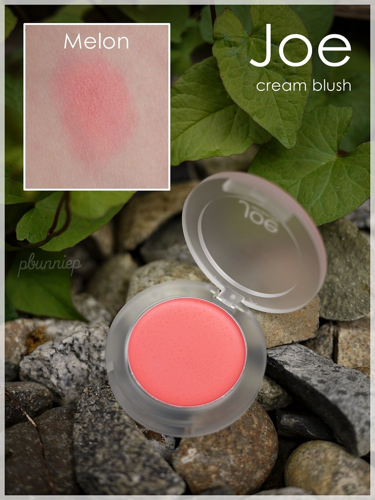 JOE Cream Blush_Melon 01