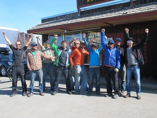 Mount Bear Crew