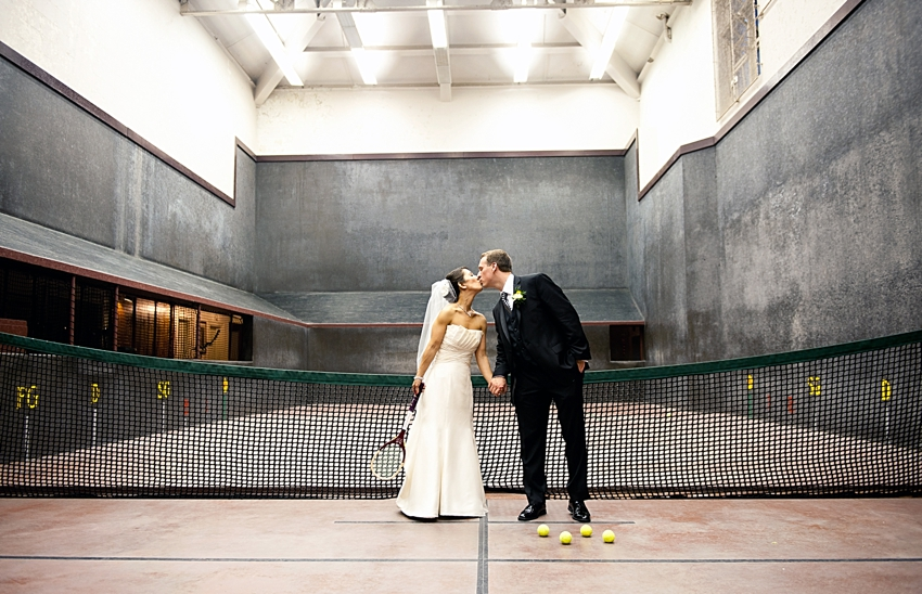 Stephanie + Frank, The Racquet Club of Philadelphia