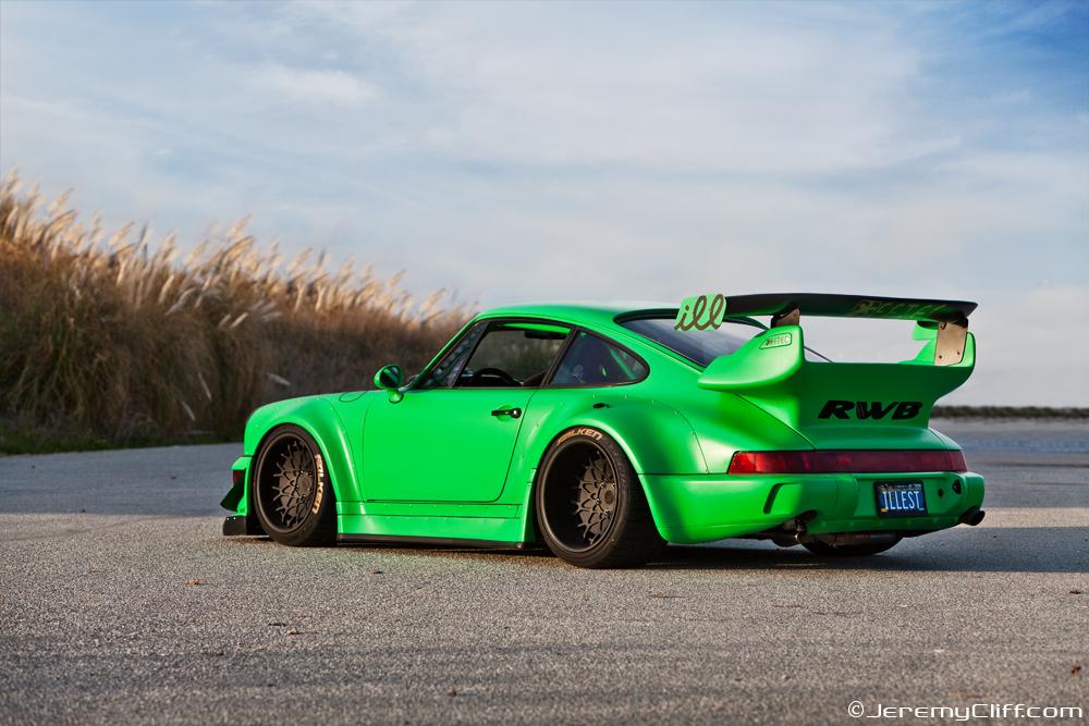 Rwb Porsche Ducktail Rwb Porsche For Total