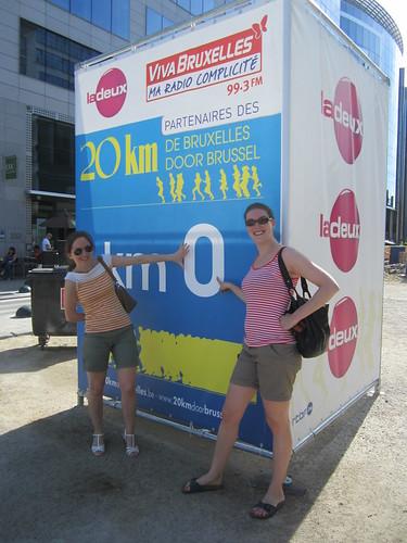 20km de Bruxelles