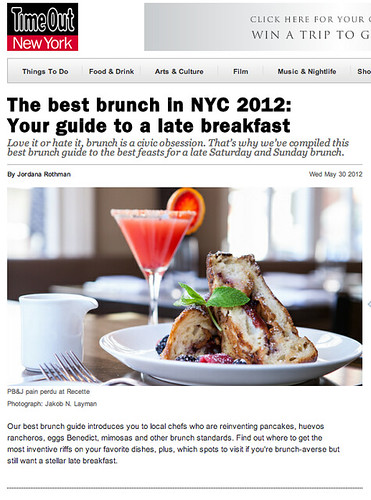 Midnight Brunch in Time Out NY -2