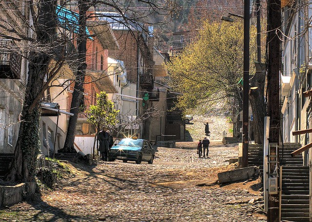 Tbilisi, Georgia - Flickr CC depenbusch