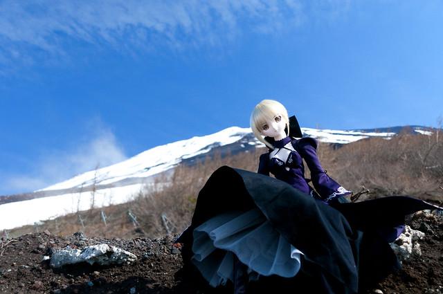 富士山新5合目