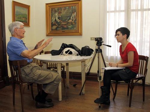 """Entrevista de """"Ni eusladuna"""""""