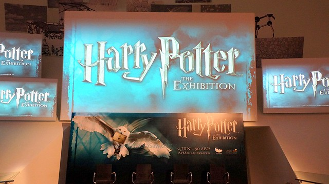 HARRY POTTER THE EXHIBITION - ArtScience Museum, Singapore (9)