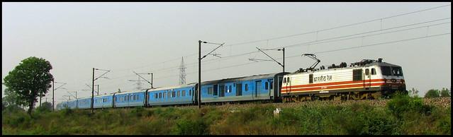 12029 New Delhi - Amritsar Shatabdi Express